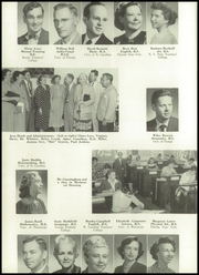 Page 14, 1952 Edition, St Petersburg High School - No So We Ea Yearbook (St Petersburg, FL) online yearbook collection