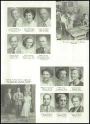 Page 17, 1952 Edition, St Petersburg High School - No So We Ea Yearbook (St Petersburg, FL) online yearbook collection
