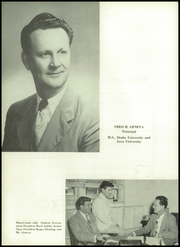 Page 10, 1954 Edition, St Petersburg High School - No So We Ea Yearbook (St Petersburg, FL) online yearbook collection