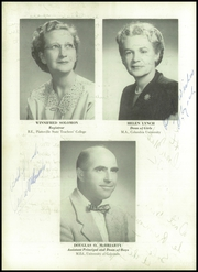 Page 12, 1954 Edition, St Petersburg High School - No So We Ea Yearbook (St Petersburg, FL) online yearbook collection
