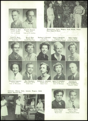 Page 13, 1954 Edition, St Petersburg High School - No So We Ea Yearbook (St Petersburg, FL) online yearbook collection