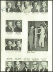 Page 14, 1954 Edition, St Petersburg High School - No So We Ea Yearbook (St Petersburg, FL) online yearbook collection
