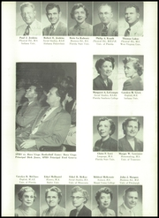 Page 15, 1954 Edition, St Petersburg High School - No So We Ea Yearbook (St Petersburg, FL) online yearbook collection