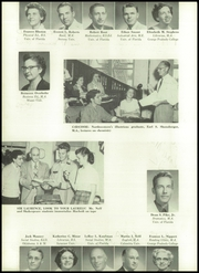Page 16, 1954 Edition, St Petersburg High School - No So We Ea Yearbook (St Petersburg, FL) online yearbook collection