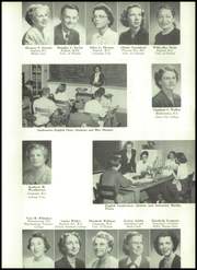 Page 17, 1954 Edition, St Petersburg High School - No So We Ea Yearbook (St Petersburg, FL) online yearbook collection
