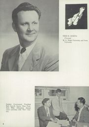Page 12, 1955 Edition, St Petersburg High School - No So We Ea Yearbook (St Petersburg, FL) online yearbook collection
