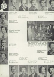 Page 14, 1955 Edition, St Petersburg High School - No So We Ea Yearbook (St Petersburg, FL) online yearbook collection
