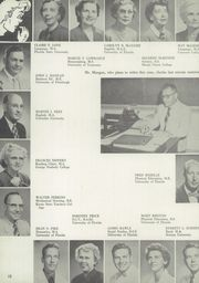 Page 16, 1955 Edition, St Petersburg High School - No So We Ea Yearbook (St Petersburg, FL) online yearbook collection
