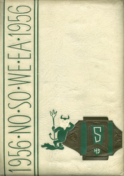 1956 Edition, St Petersburg High School - No So We Ea Yearbook (St Petersburg, FL)