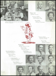 Page 15, 1957 Edition, St Petersburg High School - No So We Ea Yearbook (St Petersburg, FL) online yearbook collection