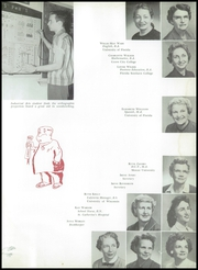 Page 17, 1957 Edition, St Petersburg High School - No So We Ea Yearbook (St Petersburg, FL) online yearbook collection