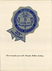 Page 7, 1959 Edition, Hampden Dubose Academy - Esse Yearbook (Zellwood, FL) online yearbook collection
