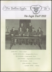Page 11, 1953 Edition, Bolles School - Eagle Yearbook (Jacksonville, FL) online yearbook collection