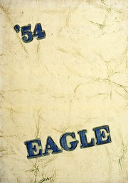 1954 Edition, Bolles School - Eagle Yearbook (Jacksonville, FL)