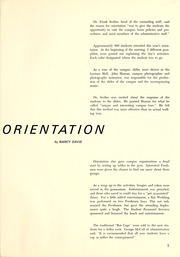 Page 11, 1968 Edition, Broward Community College - Silver Sands Yearbook (Fort Lauderdale, FL) online yearbook collection