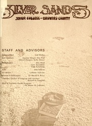 Page 9, 1968 Edition, Broward Community College - Silver Sands Yearbook (Fort Lauderdale, FL) online yearbook collection