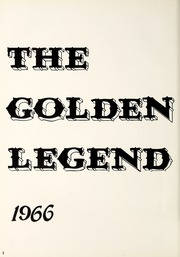 Page 6, 1966 Edition, St Leo University - Golden Legend Yearbook (St Leo, FL) online yearbook collection