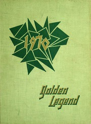 Page 1, 1970 Edition, St Leo University - Golden Legend Yearbook (St Leo, FL) online yearbook collection