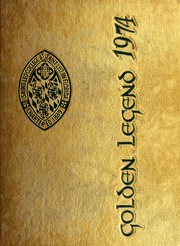 1974 Edition, St Leo University - Golden Legend Yearbook (St Leo, FL)