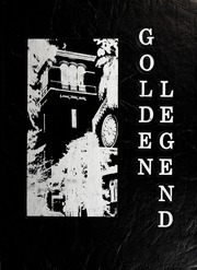 1975 Edition, St Leo University - Golden Legend Yearbook (St Leo, FL)