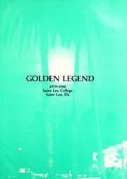 Page 5, 1980 Edition, St Leo University - Golden Legend Yearbook (St Leo, FL) online yearbook collection
