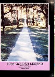 Page 5, 1986 Edition, St Leo University - Golden Legend Yearbook (St Leo, FL) online yearbook collection