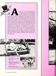 Page 6, 1986 Edition, St Leo University - Golden Legend Yearbook (St Leo, FL) online yearbook collection