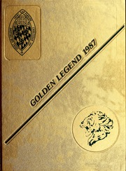 1987 Edition, St Leo University - Golden Legend Yearbook (St Leo, FL)