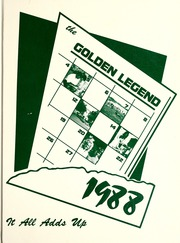 Page 1, 1988 Edition, St Leo University - Golden Legend Yearbook (St Leo, FL) online yearbook collection