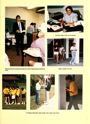 Page 11, 1988 Edition, St Leo University - Golden Legend Yearbook (St Leo, FL) online yearbook collection