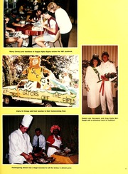 Page 15, 1988 Edition, St Leo University - Golden Legend Yearbook (St Leo, FL) online yearbook collection