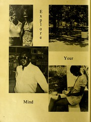 Page 10, 1973 Edition, Bethune Cookman University - Yearbook (Daytona Beach, FL) online yearbook collection