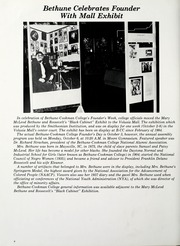 Page 10, 1987 Edition, Bethune Cookman University - Yearbook (Daytona Beach, FL) online yearbook collection