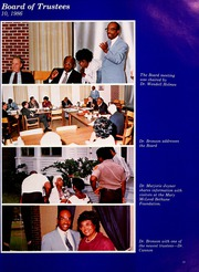 Page 17, 1987 Edition, Bethune Cookman University - Yearbook (Daytona Beach, FL) online yearbook collection