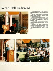 Page 11, 1983 Edition, Flagler College - Desiderata Yearbook (St Augustine, FL) online yearbook collection