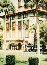 Page 5, 1983 Edition, Flagler College - Desiderata Yearbook (St Augustine, FL) online yearbook collection