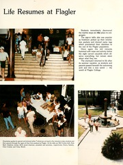 Page 9, 1983 Edition, Flagler College - Desiderata Yearbook (St Augustine, FL) online yearbook collection
