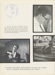 Page 10, 1968 Edition, Florida Bible College - Torch Yearbook (Miami, FL) online yearbook collection