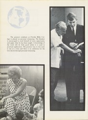 Page 14, 1968 Edition, Florida Bible College - Torch Yearbook (Miami, FL) online yearbook collection