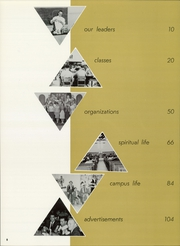 Page 12, 1963 Edition, Southeastern University - Torch Yearbook (Lakeland, FL) online yearbook collection
