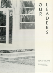 Page 15, 1963 Edition, Southeastern University - Torch Yearbook (Lakeland, FL) online yearbook collection
