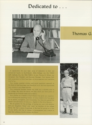 Page 8, 1963 Edition, Southeastern University - Torch Yearbook (Lakeland, FL) online yearbook collection
