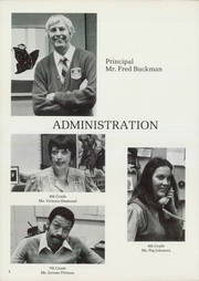 Page 6, 1979 Edition, Morgan Fitzgerald Middle School - Footnotes Yearbook (Largo, FL) online yearbook collection