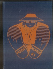Page 1, 1981 Edition, Morgan Fitzgerald Middle School - Footnotes Yearbook (Largo, FL) online yearbook collection