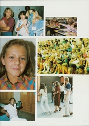 Page 11, 1981 Edition, Morgan Fitzgerald Middle School - Footnotes Yearbook (Largo, FL) online yearbook collection