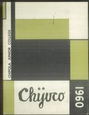 1960 Edition, Chipola College - Chijuco Yearbook (Marianna, FL)