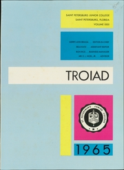 Page 5, 1965 Edition, St Petersburg College - Troiad Yearbook (St Petersburg, FL) online yearbook collection