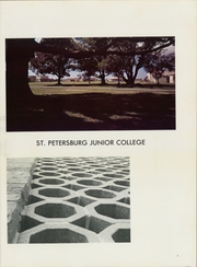 Page 7, 1967 Edition, St Petersburg College - Troiad Yearbook (St Petersburg, FL) online yearbook collection