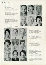 Page 11, 1964 Edition, Franklin Middle School - Franklin Cub Yearbook (Tampa, FL) online yearbook collection