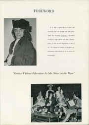 Page 7, 1964 Edition, Franklin Middle School - Franklin Cub Yearbook (Tampa, FL) online yearbook collection